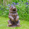 Walnut Bear Garden Feature